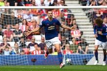 Ibrahimovic Scores as Manchester United Thrash Sunderland 3-0