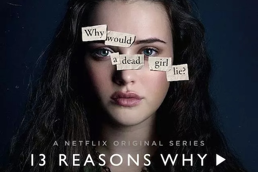 Image: Official poster of 13 Reasons Why.