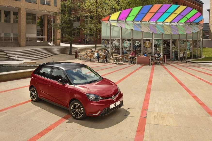 MG Cars' MG3 can be the first car to launch in India. (Image: MG UK)