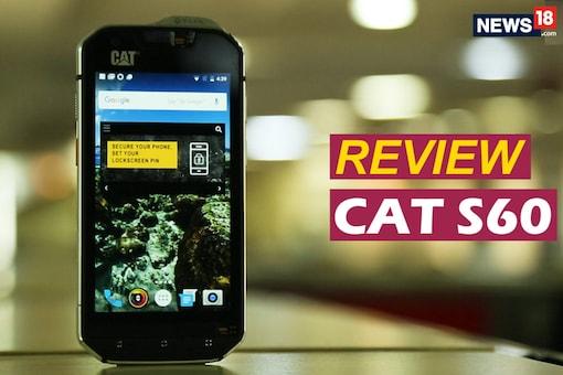CAT S60 Smartphone. (Image: News18.com)