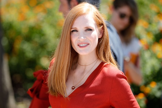 Jury member Jessica Chastain attends the Jury photocall during the 70th annual Cannes Film Festival at Palais des Festivals on May 17, 2017 in Cannes, France. (Image: Getty Images)