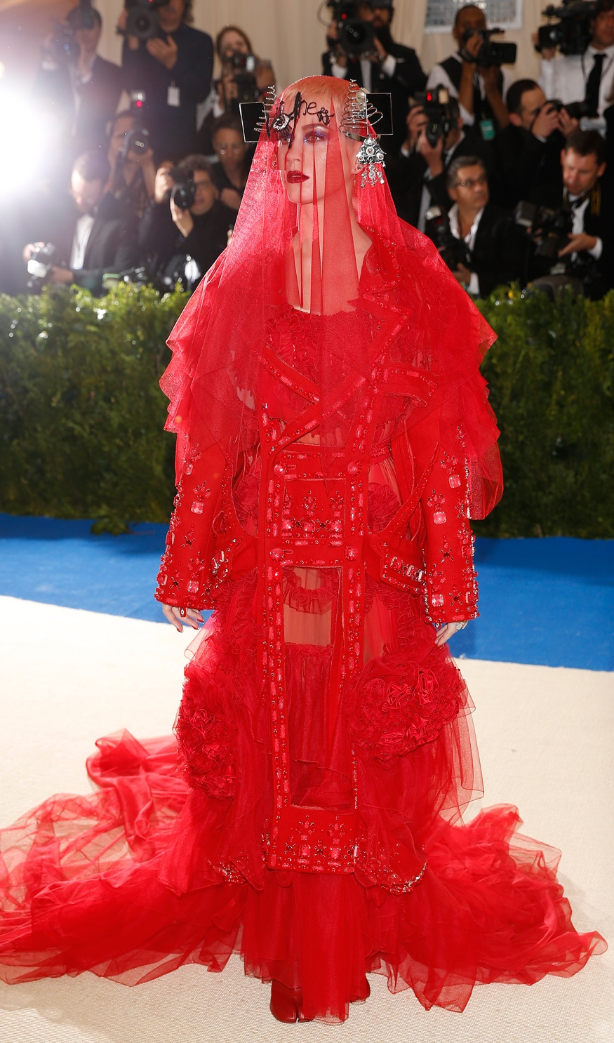 Worst Dressed Red Carpet Horror Stories At The Met Gala