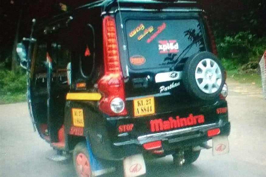 Anand Mahindra Gifts Mini Truck To This Rickshaw Driver Who Modified His Auto Like A Scorpio