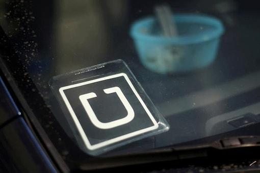 Uber Logo. Representative Image. (Image: Reuters)