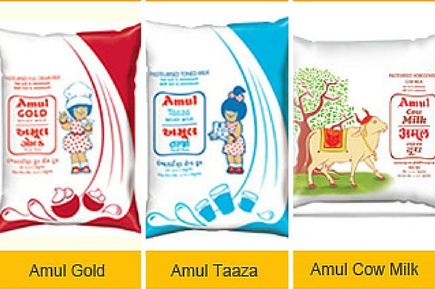 Amul Hikes Milk Prices by Rs 2 per Litre in Delhi & Other Major Markets from