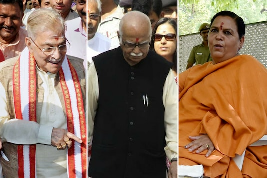 The court had earlier rejected the discharge application filed by MM Joshi, LK Advani and Uma Bharti.