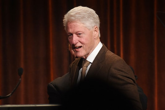 Former U.S. President Bill Clinton (Getty images)