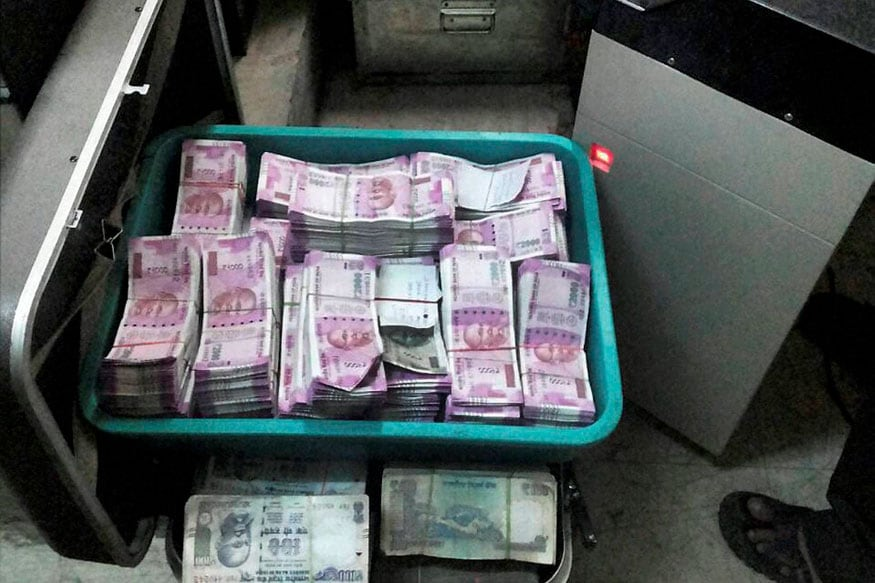 TRS MP Srinivasa Reddy's Firm 'Admits' Rs 60 Crore Black Money After Income Tax Raids