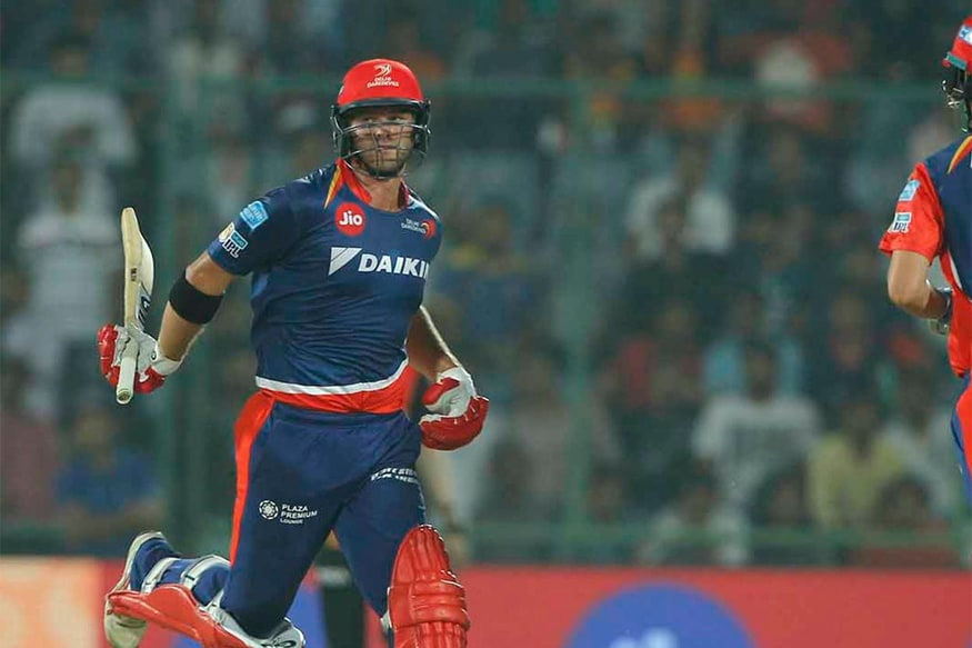 IPL 2017: Corey Anderson Does a Dhoni on Sunrisers Hyderabad
