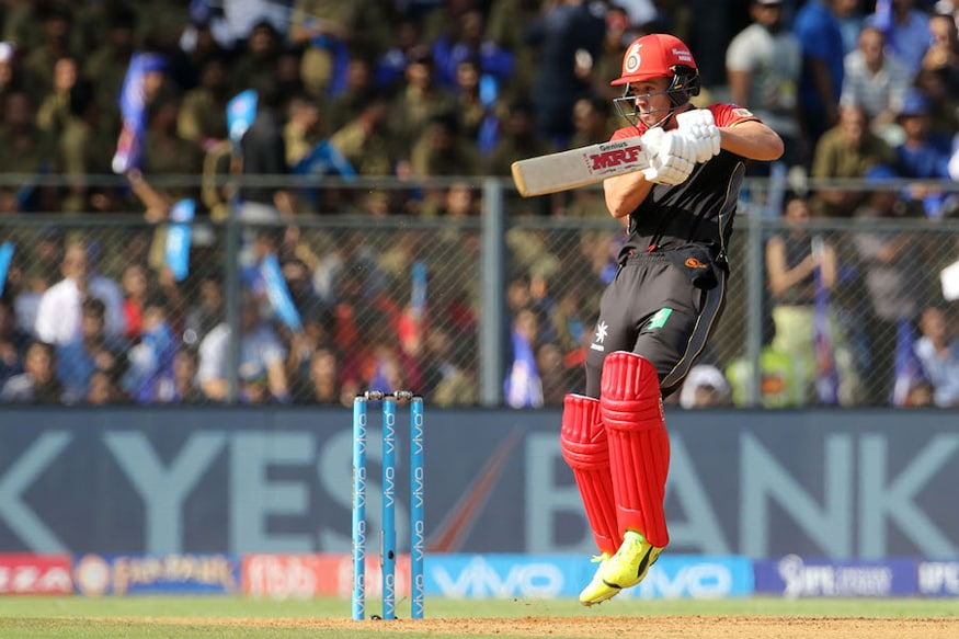 In Pics: MI vs RCB, IPL 2017, Match 38
