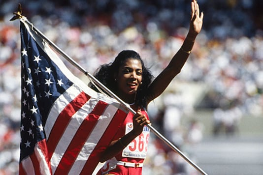 Florence Griffith-Joyner (Getty Images)