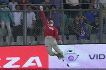 IPL 2017: Top 5 Catches of the Group Phase