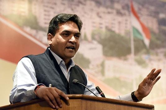 File photo of Kapil Mishra. (Getty Images)