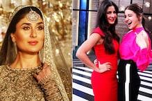 Kareena, Anushka, Katrina And Other Actresses Who've Worked With All Three Khans