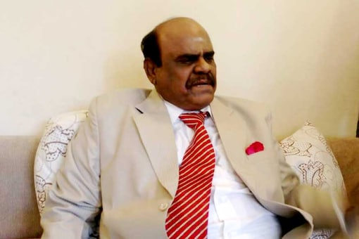 CS Karnan, who retired on June 12 as Calcutta High Court judge, was arrested on June 20.