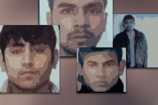 The four convicts in the Nirbhaya gangrape and murder case.  (Image: Network18)
