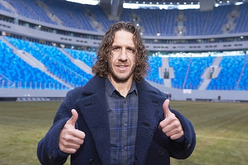 Carles Puyol. (Getty Images)