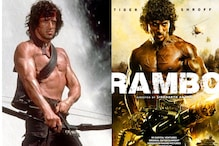 Tiger Shroff Wants to Give Tribute to Sylvester Stallone Through His Performance in Rambo
