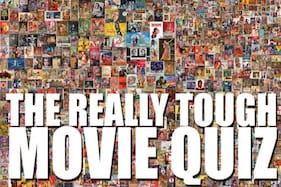 The Really Tough Movie Quiz: May 22