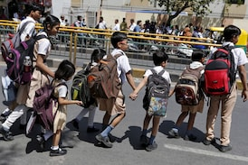 Going To School Alone Can Improve Kids' Safety Perception