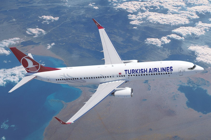 Turkish Airlines' First Boeing 787-9 Dreamliner is in the air - News18