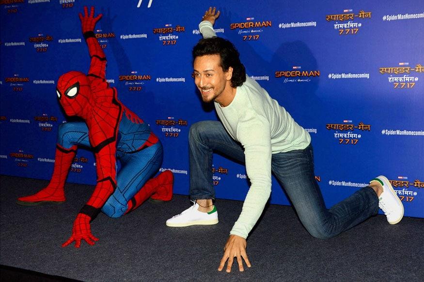 Dubbing For Spider-Man? Tiger Shroff Finds It Challenging