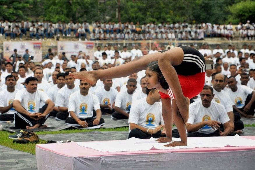 International Yoga Day 2019: Here are 10 Health Benefits of Asanas