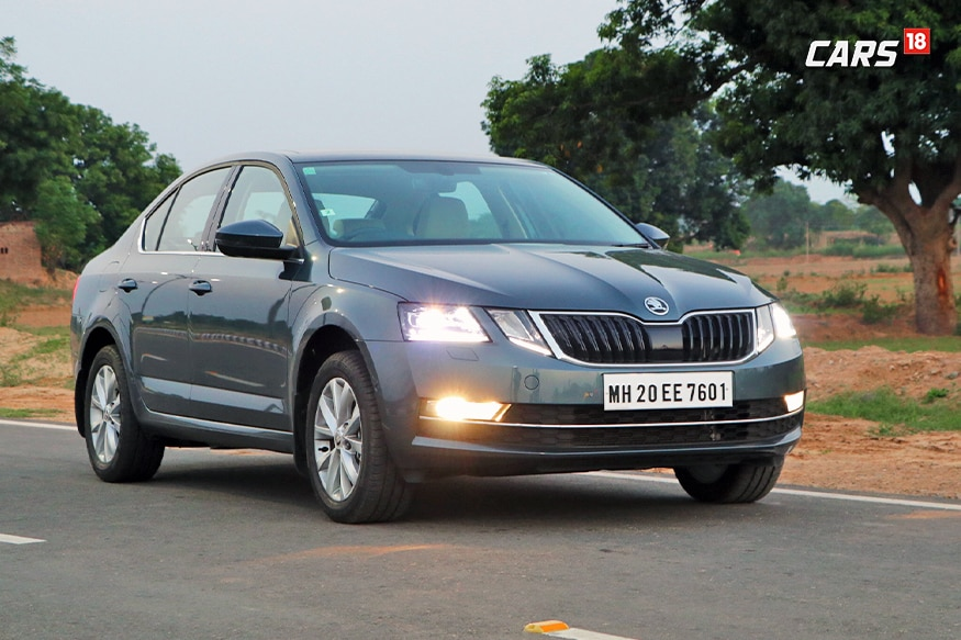 2017 Skoda Octavia. (Photo: Manav Sinha/News18.com)