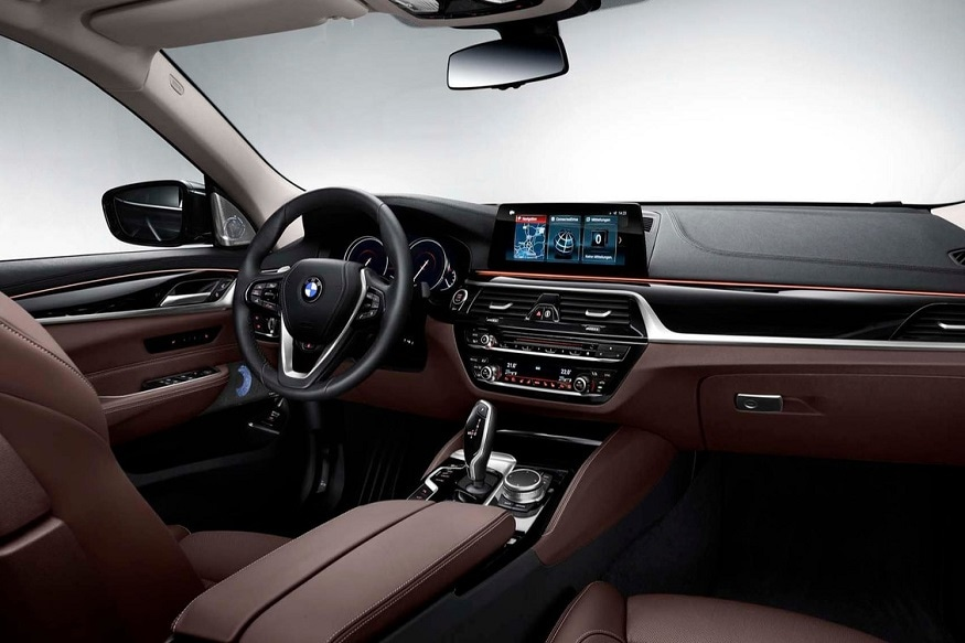 BMW all-new 2018 6-Series GT cabin. (Image: BMW)