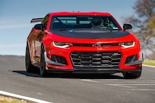 Video - Chevrolet Camaro ZL1 1LE is Officially The Fastest at Nurburgring