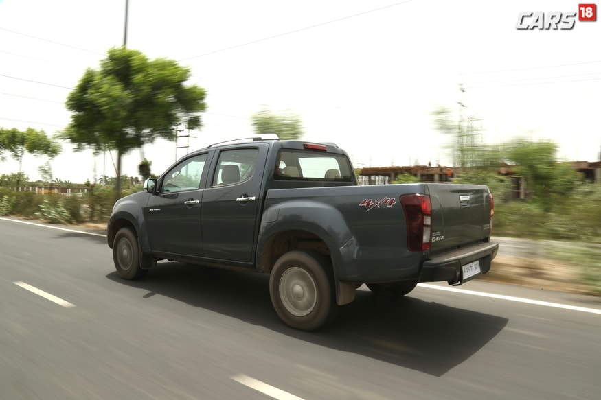 Isuzu D Max V Cross Loading Bay Makes Its A Desirable Package. (