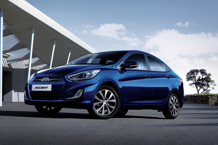 2017 Hyundai Accent from the U.S. (Image: Hyundai U.S)