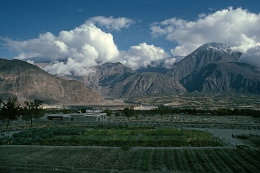A photograph of Gilgit-Baltistan. (Getty Images)