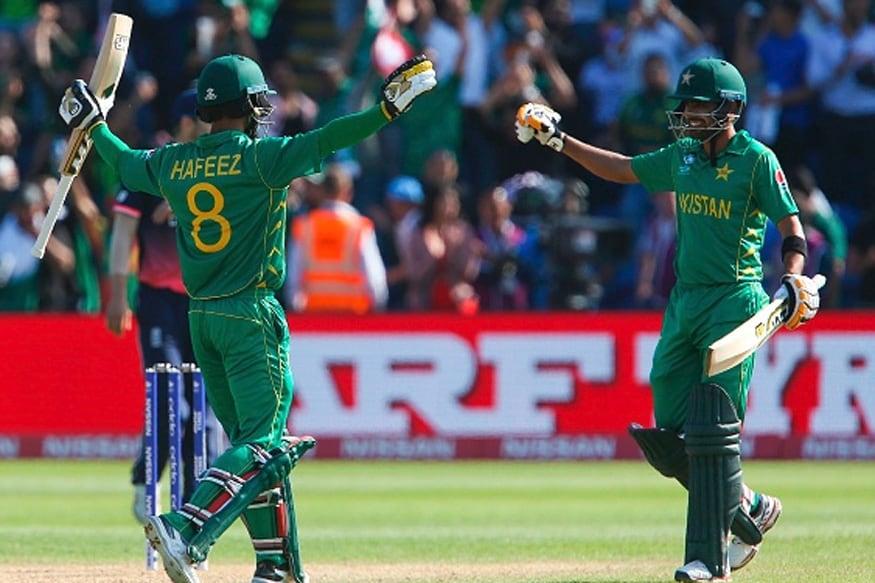 In Pics, Champions Trophy 2017: Eng vs Pak, Semi-final
