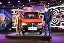 Piaggio Plans to Invest Rs 100 Crore on Product Development by 2020