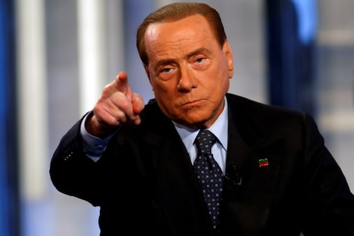 File photo of Italy's former Prime Minister Silvio Berlusconi. (Reuters)