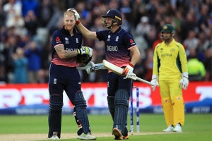 In Pics, Champions Trophy 2017: ENG vs Aus, Match 10