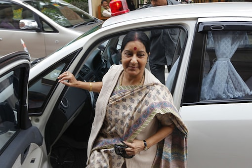 File photo of Foreign Minister Sushma Swaraj. (Getty images)