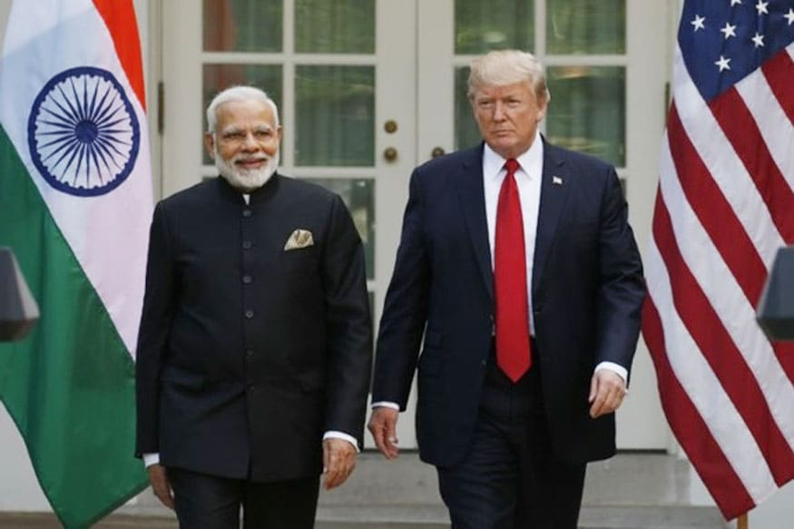 Special Gesture, Tweets PM on Trump Joining Him at 'Howdy Modi' Event to Address 50,000 Indian-Americans
