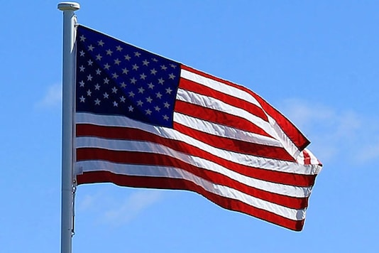 File photo of US Flag (Reuters)