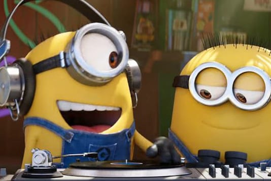 Image: Youtube/ A still from the trailer of Despicable Me 3