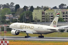 Pakistan-Bound Etihad Airbus A320 Plane Collides with Wild Boar on Runway in Islamabad