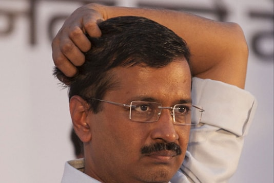 File photo of Aam Aadmi Party chief and Delhi CM Arvind Kejriwal.