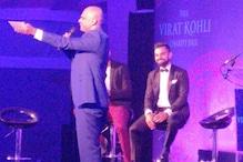 Virat Kohli Charity Ball: Vijay Mallya & Team India in Attendance