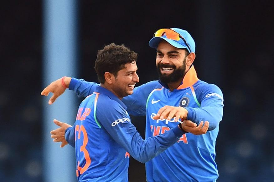 In Pics, West Indies vs India 2017: Second ODI