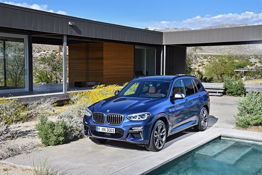 All-new BMW X3