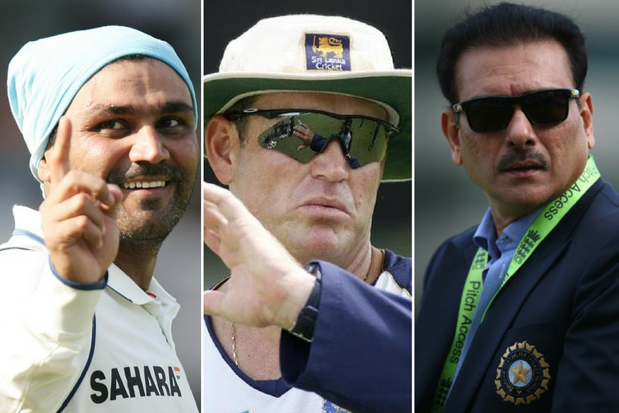 Simmons Joins Shastri, Sehwag & Moody in Race to be Next India Coach