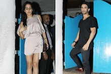 Sara-Sushant Look Stunning As They Step Out For An Outing Together