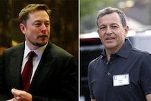 Elon Musk, Robert Iger Quit Trump Advisory Councils After Paris Accord Decision