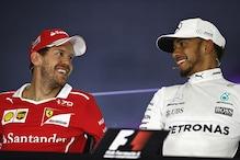 Rivals Lewis Hamilton, Sebastian Vettel United Over Halo Effect